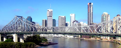 See the Brisbane History with our car hire Brisbane service.