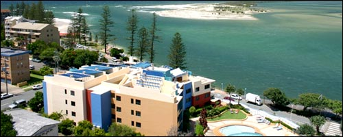 Travel to Caloundra with our car hire Brisbane service.