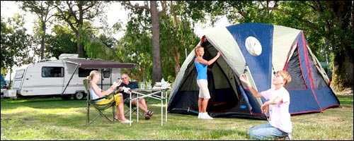 Camping in Surfers Paradise along with our Surfers Paradise car hire service.
