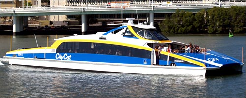 See Brisbane with the Citycat and with our car Hire Brisbane service.