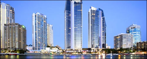 Travel to Gold Coast Apartments with our Gold Coast cheap car rental service.