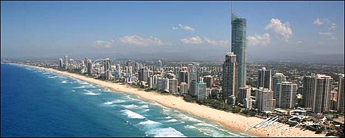 Investigate a Goldcoast Seachange with a rental car in Brisbane.