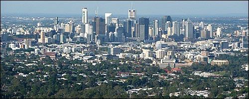 Travel to Mt Coot-tha, Brisbane with our car rental Brisbane service.