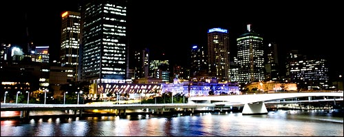 Travel to all the Nightlife in Brisbane with our car rental Brisbane service.