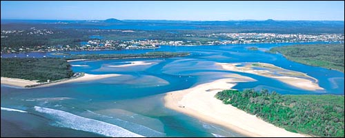 Travel to Noosa with our Brisbane car rental service.