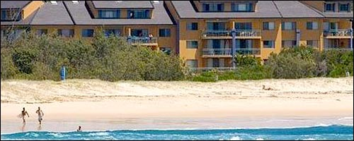 Travel to Palm Beach with our car rental Gold Coast service.