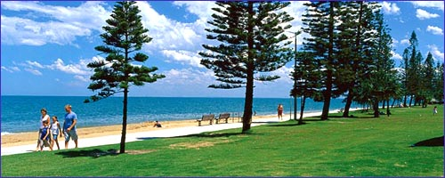 Travel to Redcliffe with our Brisbane car hire service.