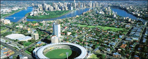 Explore South Brisbane with our Brisbane car hire service.