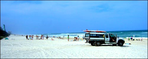 Explore Surfers Paradise history with our Surfers Paradise car rentals service.
