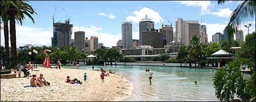Explore the areas of Brisbane with our car hire / rental Brisbane Airport service