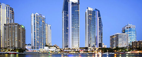 Compliment your stay at Circle On Cavill Apartments with our Gold Coast car rental.