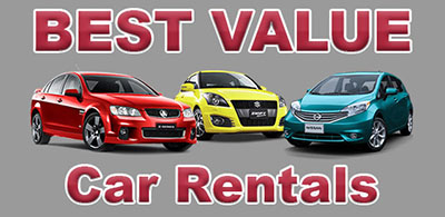 Queensland car rental